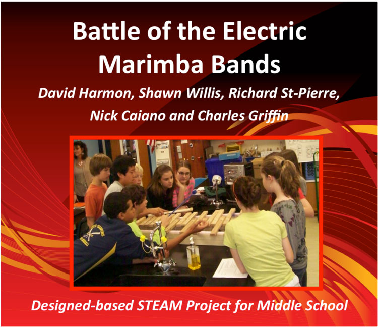 Battle of the Electric Marimba Bands